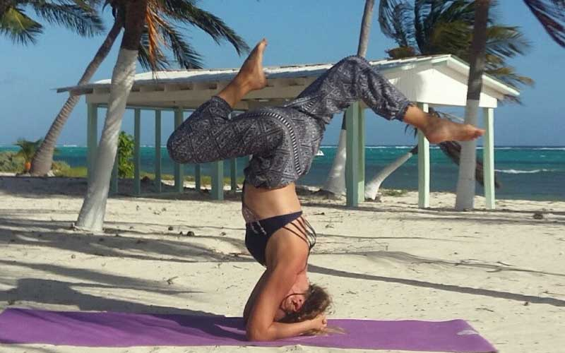5 minutes with Claire McGee of Little Island Yoga – Destination Magazine